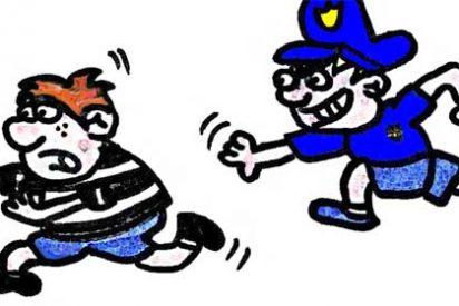 Tres ladrones muy tontos: pierden el móvil en un robo...¡y denuncian su extravío!
