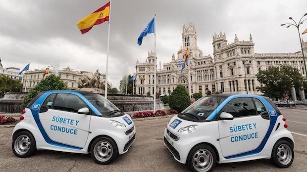 Movilidad inteligente en Madrid, una tendencia