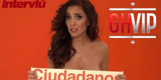 Carmen López, exconcejala de Ciudadanos, abandona 'Gran Hermano VIP'