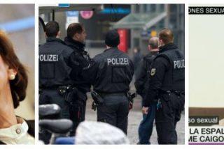 Las violaciones en masa en Alemania ponen en apuros a la 'Carmena' alemana