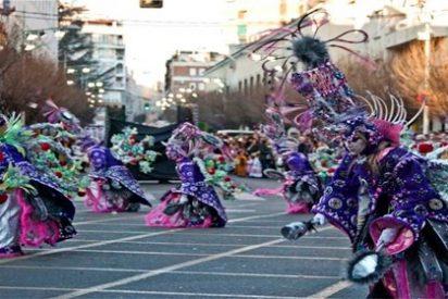 Disfruta del carnaval sin ponerte en peligro