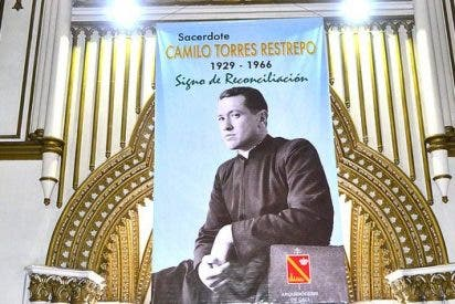 El Gobierno de Colombia autoriza la búsqueda de los restos del sacerdote Camilo Torres
