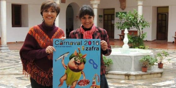 Presentado el Cartel del Carnaval 2016 de Zafra