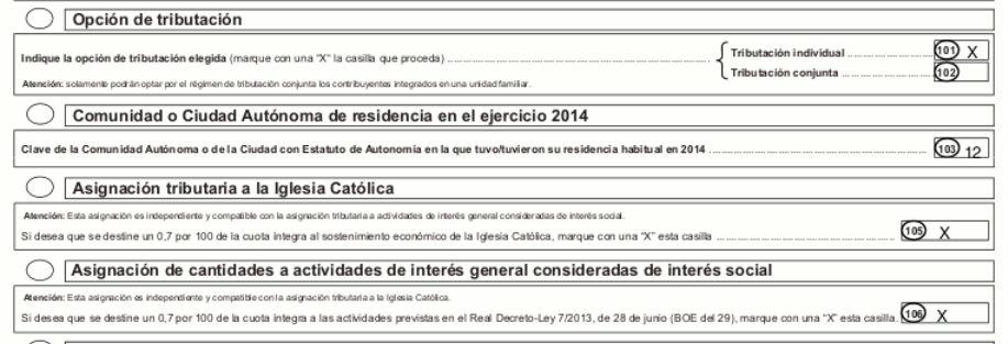 """Pablo Iglesias marcó la """"X"""" de la Iglesia en su Declaración de la Renta"""