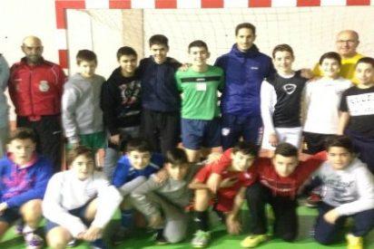 CD Colegio San José de Cáceres recibe la visita de Jorge Bellvert