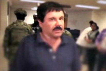 El vídeo que censuró el Gobierno mexicano sobre la detención de 'El Chapo'