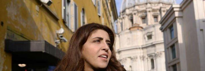 """Francesca Chaouqui no pedirá el indulto al Papa tras su condena por el """"Vatileaks II"""""""