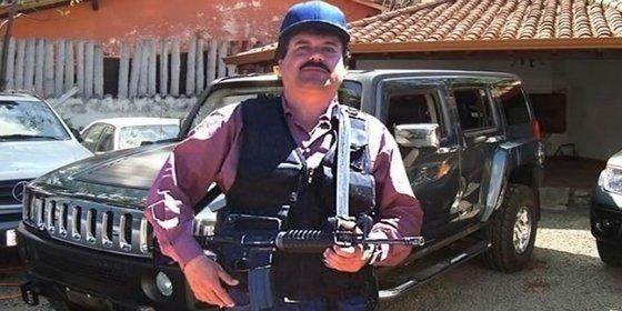 Las impactantes imágenes de la última guarida de 'El Chapo' tras el tiroteo