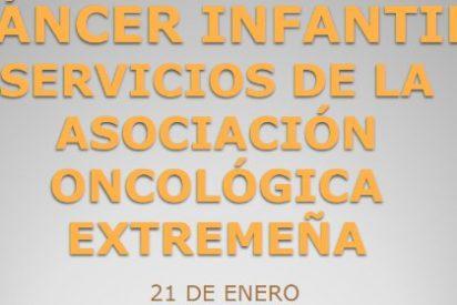 La AOEX imparte una charla sobre cáncer infantil, familiares y voluntariado en Barcarrota (Badajoz)