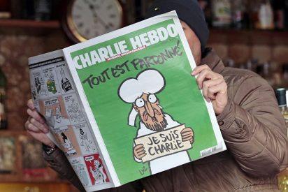 El líder supremo de Irán ataca al Charlie Hebdo por volver a publicar la caricatura de Mahoma