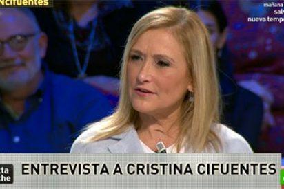 ¿Es Cristina Cifuentes el espejo dónde se tiene que mirar el PP?