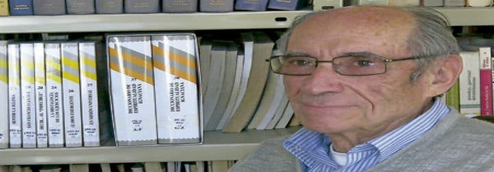 """Víctor Codina: """"La Iglesia Latinoamericana convierte la dimensión de los pobres en algo esencial para el cristianismo"""""""