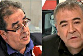 Santiago González la emprende a 'palos' con Antonio García Ferreras y LaSexta podemita