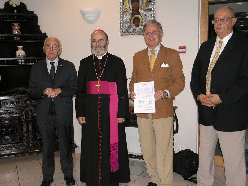 Vannes pide que Vicente Ferrer sea declarado doctor de la Iglesia