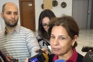 """Blanco-Morales reafirma que """"no hay acuerdo con ningún grupo parlamentario"""" sobre PGEx"""