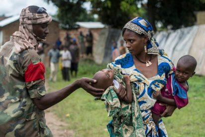 Los rebeldes del LRA se detienen ante el nombre de Francisco