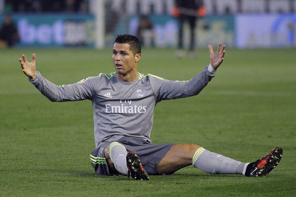 El Real Madrid está perdiendo la Liga porque Cristiano Ronaldo no mete una