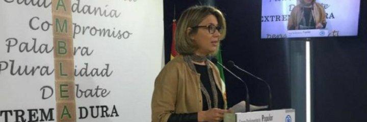PP Extremadura exige a la Junta que aborde la subida salarial de los funcionarios