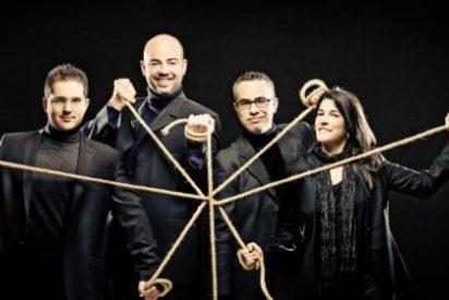 El Cuarteto Quiroga cierra el VII Ciclo de Música Actual de Badajoz