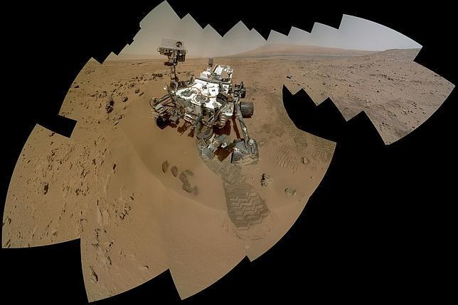 Las misteriosas arañas que aparecen en Marte cada dos por tres