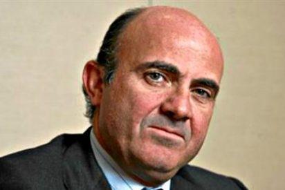 """Luis de Guindos: """"Las peores crisis económicas tienen un origen político"""""""