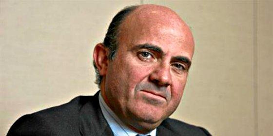 """Luis de Guindos: """"Abengoa corregirá su situación y seguirá siendo una empresa importante para España"""""""