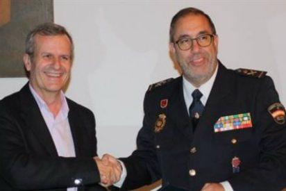 Los agentes de la Policía Nacional vigilarán ojo avizor los trenes en Mallorca