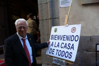 San Antón, la fiesta de las mascotas en Madrid