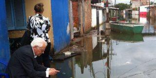 """El Padre Ángel en Paraguay: """"Es necesario un plan de emergencia rápido"""""""