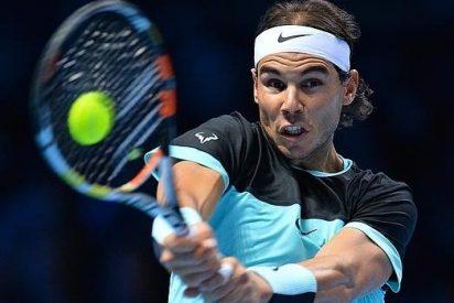 Rafa Nadal estrena el 2016 con una gran victoria sobre Ferrer
