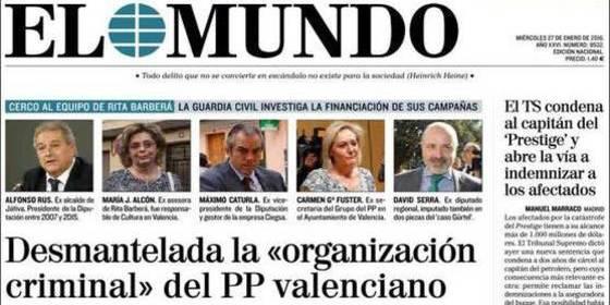 Réquiem por el PP de Rajoy: la militancia pide a gritos decenas de dimisiones