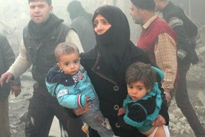 Cáritas Internacionalis llama a poner fin a la guerra en Siria