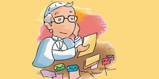 Escríbele una carta al Papa y gana un viaje a Roma