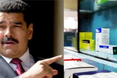 Ni se te ocurra enfermar en Venezuela: ¡No hay medicinas en las farmacias!