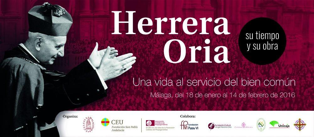 """""""Herrera Oria, su tiempo y su obra"""""""