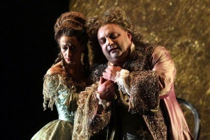 Farinelli y un rey Felipe