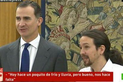Jaque de Felipe VI al afán de protagonismo de Pablo Iglesias