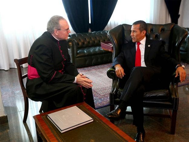 Fernando Chica, con Manos Unidas