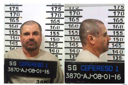 El 'Chapo Guzmán' y las bellas mujeres que le hicieron perder la cabeza y la libertad