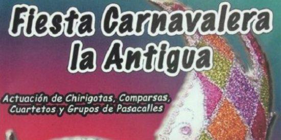 La carnavalada de La Antigua en Mérida ofrecerá una degustación gratuita de paella y pasteles