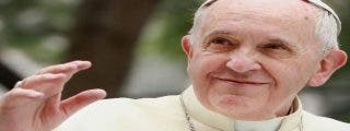 """[Vídeo] """"¿Con tequila o sin tequila?"""": la broma del papa sobre su visita a México"""
