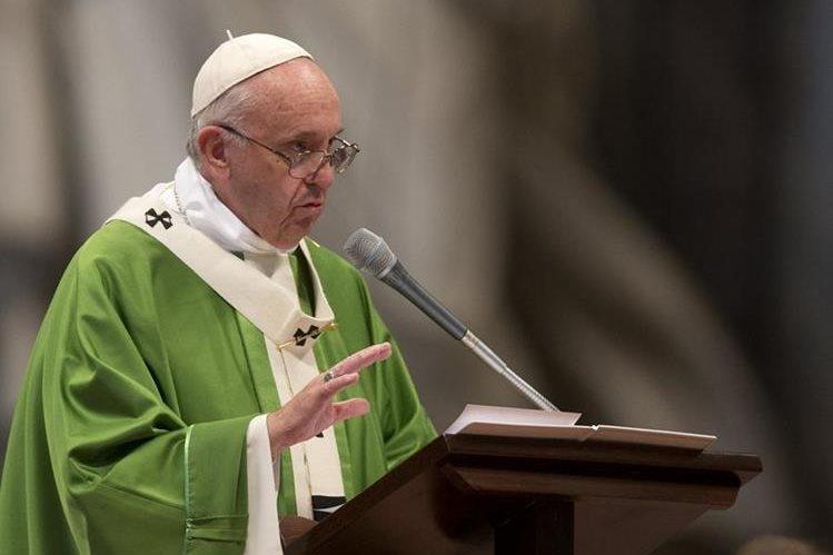 El papa crea la diócesis de Jutiapa en Guatemala