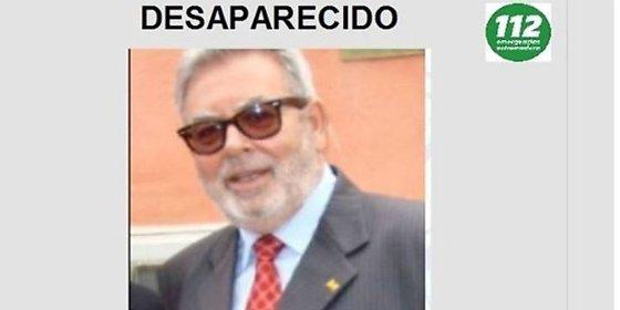 Hallado el cadáver de Francisco González Alarcón, desaparecido en Mérida