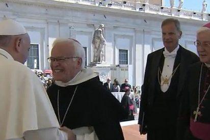 Raúl Vera entregó al Papa un informe sobre el narcotráfico y los desaparecidos en México
