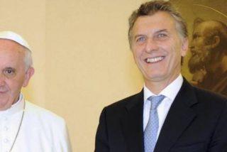 El Papa recibirá a Macri el 27 de febrero
