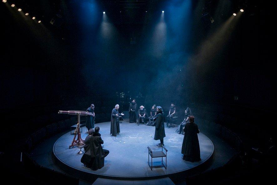 La vida de Galileo según Brecht
