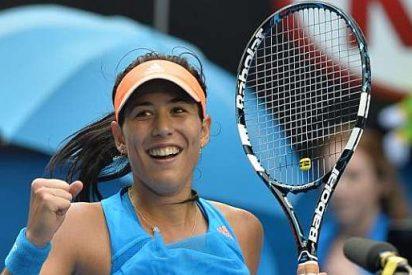 Garbiñe Muguruza dice adiós al Open de Australia con una derrota humillante