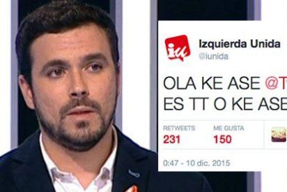 """Alberto Garzón niega la disolución de IU y anuncia pacto con los proetarras: """"Toca repensar la izquierda"""""""