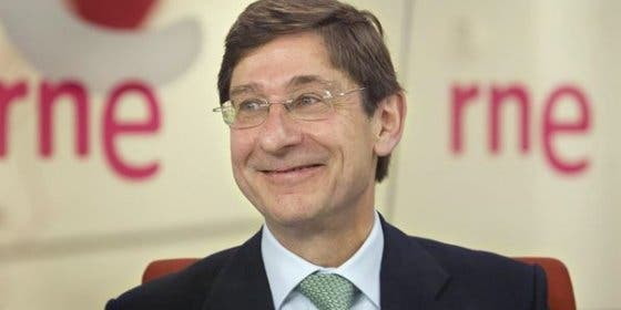 José Ignacio Goirigolzarri: Bankia eliminará las comisiones a 2,4 millones de clientes