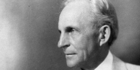Henry Ford y lo de darle al pico sin saber